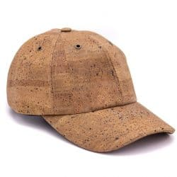 100% natural cork cap
