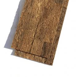 Brown Bricks Peel and Stick Cork Ceiling Tiles