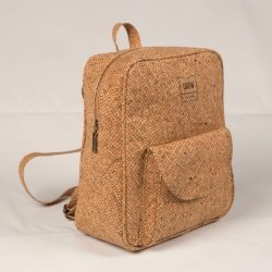 Cork Backpack, Vegan Leather, Vegan Leather, Cork Bag, School Backpack