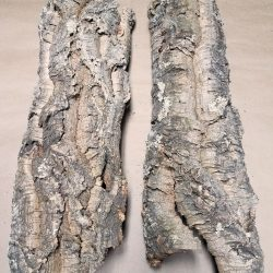 Cork Bark Flats Reptile Terrarium