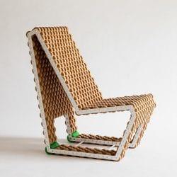 Cork Chair, Custom Chair