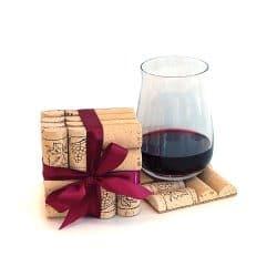 Cork Coaster Wine themed