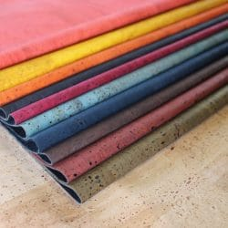 Cork Fabric Colors