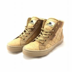 Cork Sneaker High Top