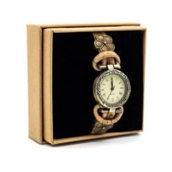 Cork Watch for Women handmade