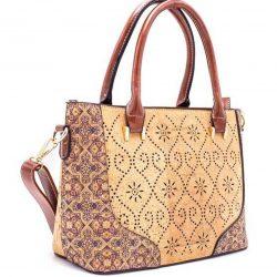 Cork tote women handbags, Vegan organic sustainable Eco friendly