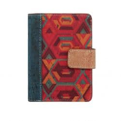 Cork wallet from Portugal