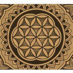 Earth Rest Aura Cork Yoga Mat