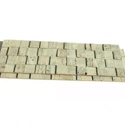 Gray Cubes Acoustic Peel & Stick Ceiling Tiles