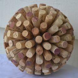 Large Wine Cork Ball