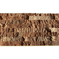 Ledge Stone Peel and Stick Cork Ceiling Tiles