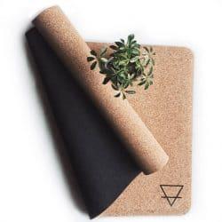 Non-Slip Cork Yoga Mat
