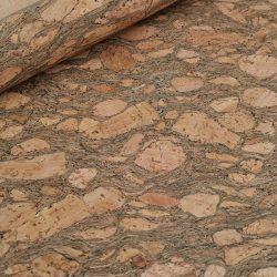 Portuguese cork fabric