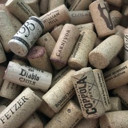 Used Natural Wine Corks, Recycled Corks