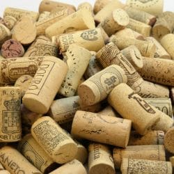 Used Wine Corks from europe