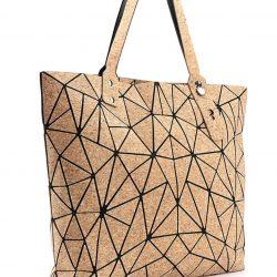 Vegan Cork Tote Bag