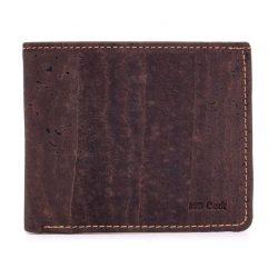 Vegan Cork Wallet, Handmade, Eco-Friendly