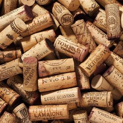 used wine corks for crafts