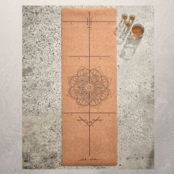 why use a cork yoga mat
